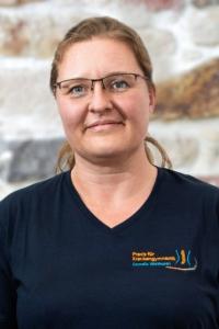 TIna Hanschke, Physiotherapeutin